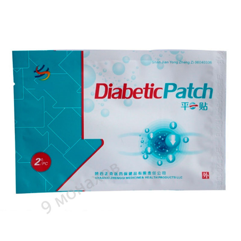Пластырь Diabetic Patch (шт.)